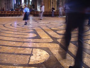 labyrinth-at-chartres-cathedral
