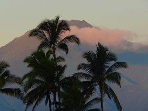Maui Sunrise - Kahului Airport
