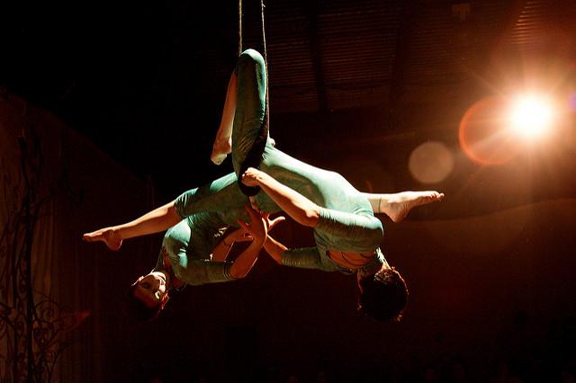 trapeze-artists