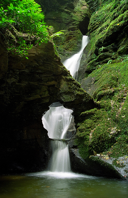 st-nectan-glen-waterfalls