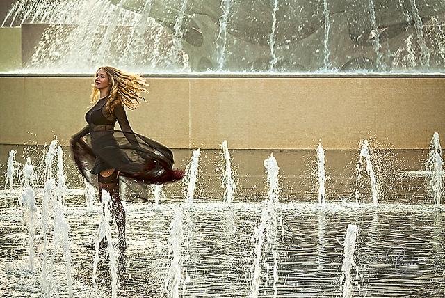 fountain-dance