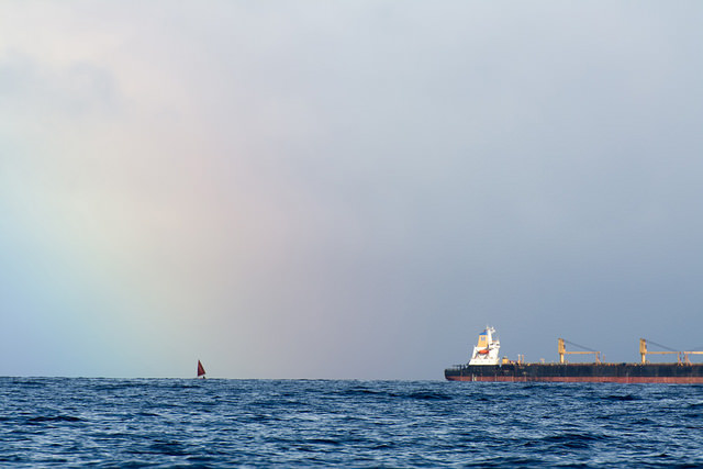 offshore-rainbow-with-barge-and-sailboat