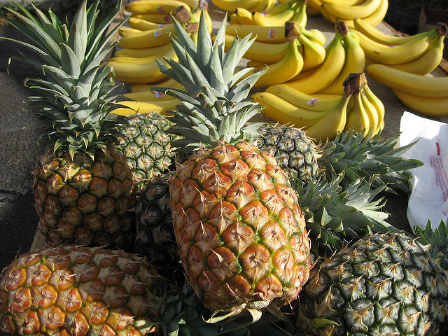 pineapples-and-bananas