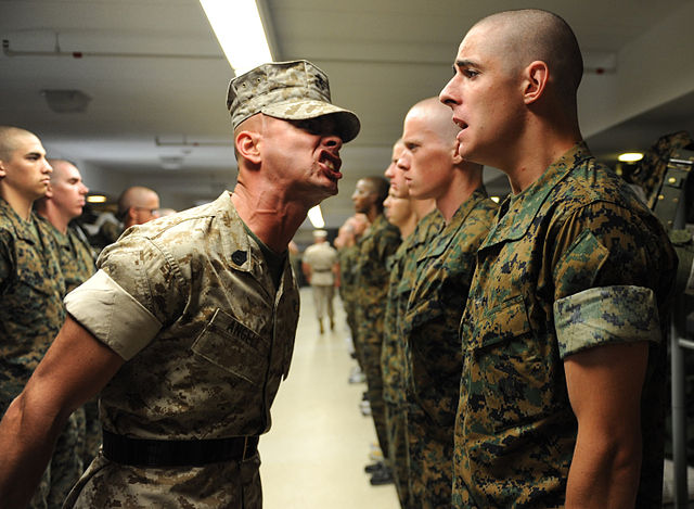 drill-instructor-correcting-error