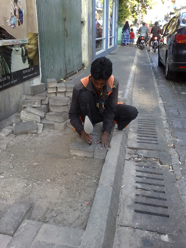road-worker