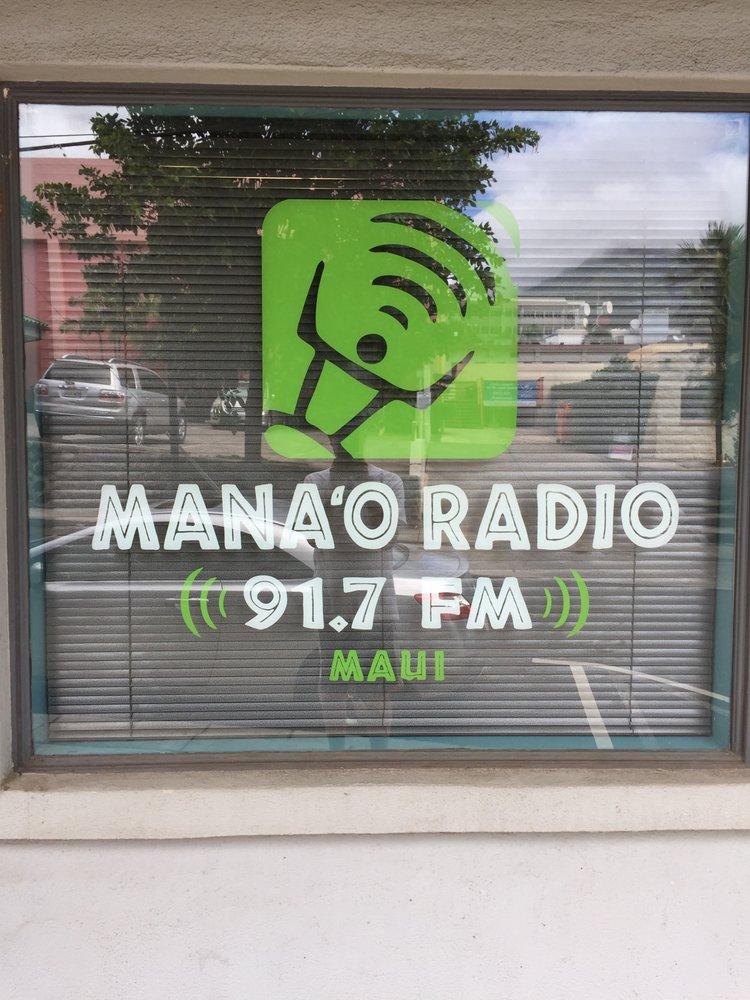 manao radio window