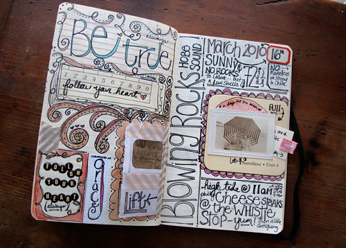 march-journaling